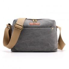 Trend All-match Messenger Portable Female Bag Casual Fashion Lady Shoulder Bag Canvas Bag For Ladies