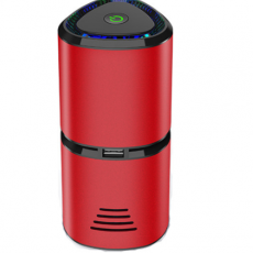 Factory vehicle air purifier USB negative ion purifier vehicle purifier