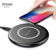 Suitable for Apple 7.5W Wireless Charger Android Phone 10W Fast Wireless Charging Board W92