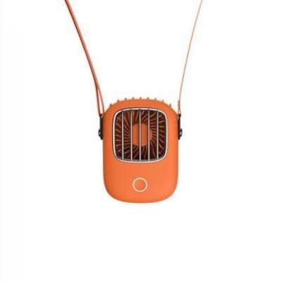 Hanging Neck Fan Travel Sports Outdoor Portable Mini Desktop Small Fan Creative USB Pocket Fan
