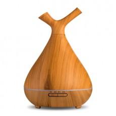 New Branch Aromatherapy Machine Large Capacity Large Spray Indoor Wood Grain Aromatherapy Humidifier  MOQ 1PCS