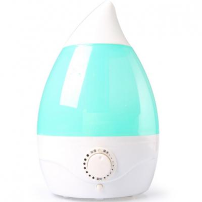 Small drop humidifier air purifier household office ultrasonic silent atomizing humidifier humidifier 2L