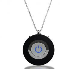 Portable air purifier hanging neck Necklace portable vehicle negative ion purifier household mini
