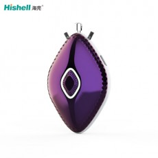 Portable Air Purifier S925 Silver Necklace Small Mini Formaldehyde Negative Ion Purifier Secondhand Smoke PM2.5 MOQ1 PCS