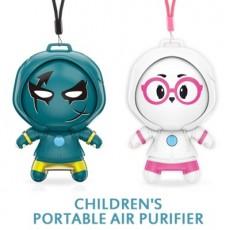 Child Doll Negative Ion Mini Air Purifier Car Sterilization Portable Air Purifier Necklace