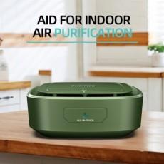 Car Air Purifier for Car Remove Formaldehyde Smoke Dust Odor Mini Air Purifier Sterilization Small Oxygen Bar
