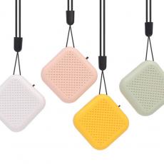 Portable neck air purifier Mini anion portable Necklace purifier