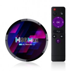 2021 New H96 Max S905X4 Tv Box Android 10.0 4G+64G 8K Network Player