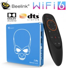 Beelink GT-King PRO WIFI6 TV BOX S922H Android 9.0 4G+64G Smart Player