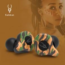 E12 Ultra Bluetooth Headset Camouflage In-ear 5.0 Qualcomm Aptx True Wireless
