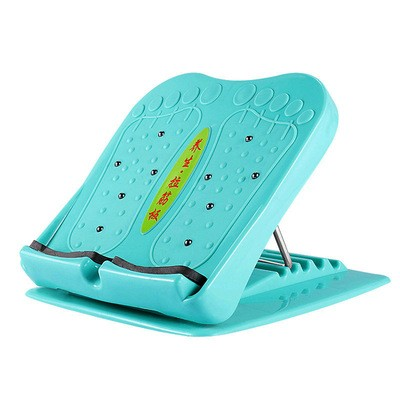 Yoga Stretching Board Inclined Pedal New Fitness Home Plastic Reinforcing Board Folding Device Thin Leg Stretching Device 1PCS