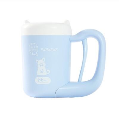 Pet Foot Wash Cup Dog Foot Wash Cup Silicone Foot Wash Cup Cat Foot Wash Cup Dog Paw Wash Cup Cleaner MOQ 1PCS