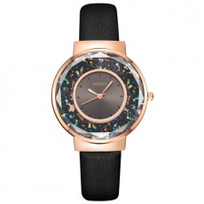 Fashion Ladies Watch Exquisite Multicolor Watch Multicolor Quicksand Ball Watch