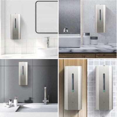 304 Stainless Steel Automatic Soap Dispensers