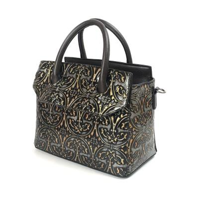Original Hand Rubbed Color Women's Handbags Large Capacity Shoulder Bags Casual Women's Bags