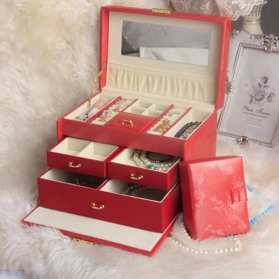 Hand Jewelry Storage Box European Ring Box Watch Box Retro Teacher's Day Birthday Wedding Gift