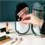 Self-designed Desktop Jewelry Storage Box Earrings Jewelry Multilayer Dustproof Jewelry Box 3