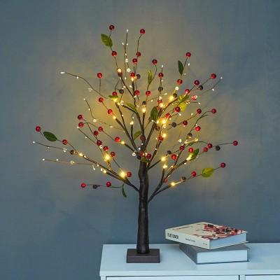 Led Room Bedroom Lantern Landscape Decoration Luminous Tree Holiday Wedding Indoor Creative Home Decoration Lamp