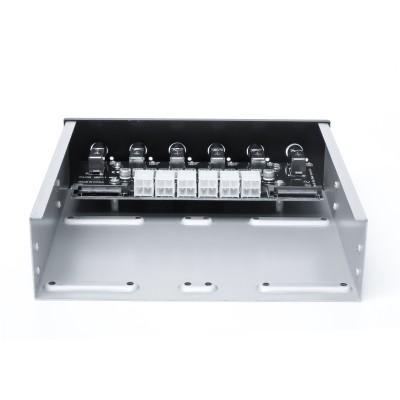 GMTA Desktop Optical Drive Bit 6-channel Hard Disk Power Switch Controller Multi-system Data Storage