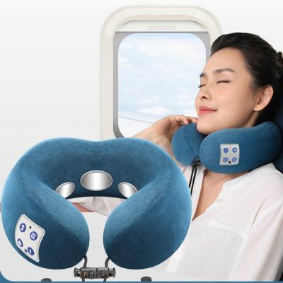 U-shaped Massage Pillow Cervical Spine Electric Massager Multifunctional Shoulder Neck Massager