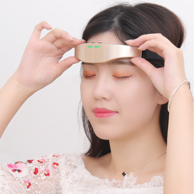 Head Massager Smart Sleeping Device Hypnosis Massager Head Sleeping Artifact Insomnia Device