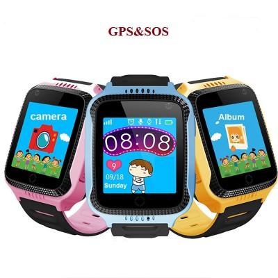 Q529 children positioning GPS phone watch GPS Watch bracelet