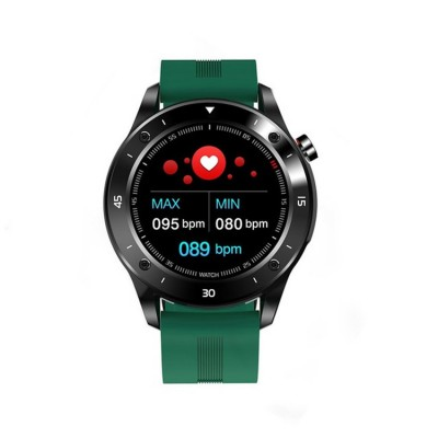 F22 Round Smart Watch Men GPS Tracker Bluetooth Control 1.54 Inch Full Touch Heart Rate Smartwatch for Android Ios phones