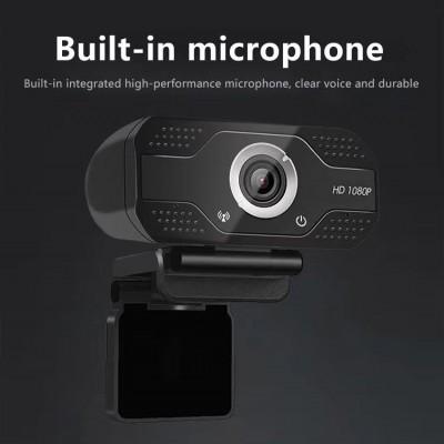 HD 1080P Computer Camera 2 Million Pixel Live Webcam Camera