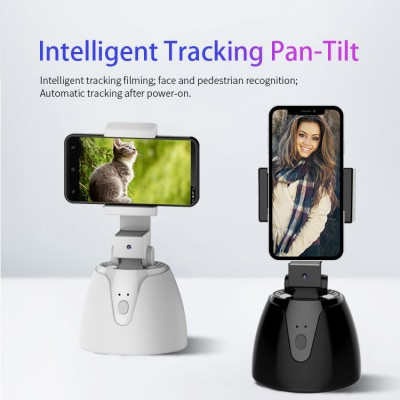 360 Smart Follow-up Pan/tilt Automatically Follow The Face And Live Broadcast Mobile Phone Stabilizer