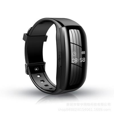 D5 Audio And Video Synchronization Camera Pen Video Bracelet Ai Smart High-definition Noise Reduction Watch