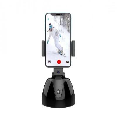 360 Smart Follow-up Pan, Tilt Automatically Follows Face Live Mobile Phone Stabilizer