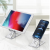 ipad tablet desktop stand live support stand portable aluminum alloy folding mobile phone stand 4