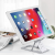 ipad tablet desktop stand live support stand portable aluminum alloy folding mobile phone stand 1