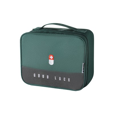 First Aid Kit Set Home Travel Health Kit Emergency Medical Treatment Portable Disinfection Epidemic Material Kit