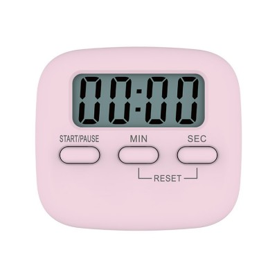 T05a LCD Reminder Student Timer Kitchen Baking Countdown Timer