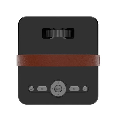 P50 Mini Projector Portable Vertical LCD Projector Business Office Meeting Education Smart Projector