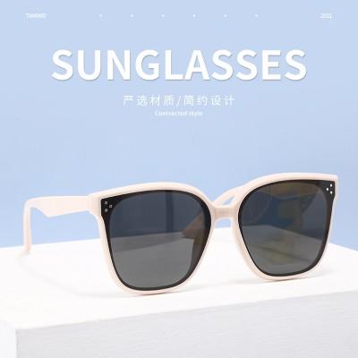 Fashion Sunglasses Men's Sunglasses Women's Nylon Glasses Traveling Sunglasses Net Red Street Shooting Small Sunglasses