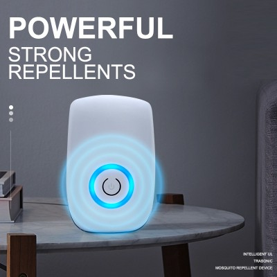 Ultrasonic Mosquito Repellent Physical Mosquito Repellent Silent and Safe Non-radiation Household Mosquito Repellent