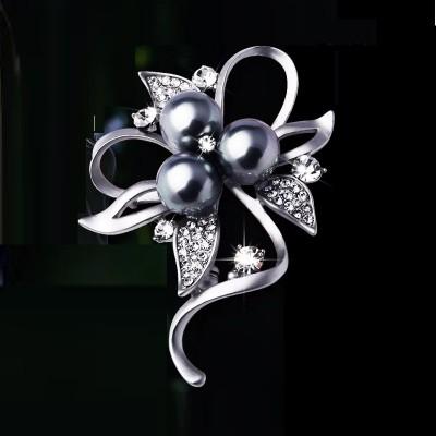 2021 Ladies Pearl Brooch Jewelry Accessories Brooch for Women