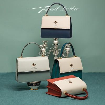 2021 Summer Chain Small Square Bag Fashion All-match Messenger Bag Female Bag Lady Handbag