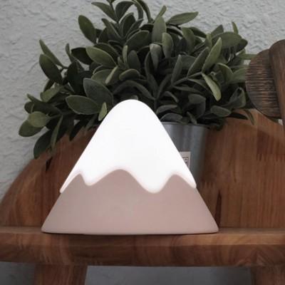 Snow Mountain Led Night Light Bedside Sensor Light LED Charging Night Light
