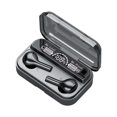 Newest 8D Surround Sound TWS Earphones Wireless Bluetooth 5.0 Stereo Earbuds With 3500mAh LED Display Charging Box