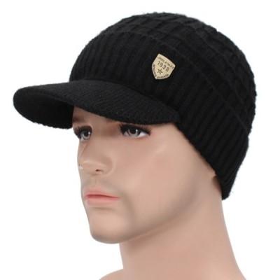 Winter Hats Skullies Beanies Knitted Baseball Cap For Men Women Wool Scarf Caps Set Windproof Balaclava Mask Gorras Bonnet