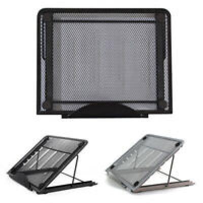 Adjustable Laptop Tablet Stand Notebook Riser Holder Ergonomic Portable