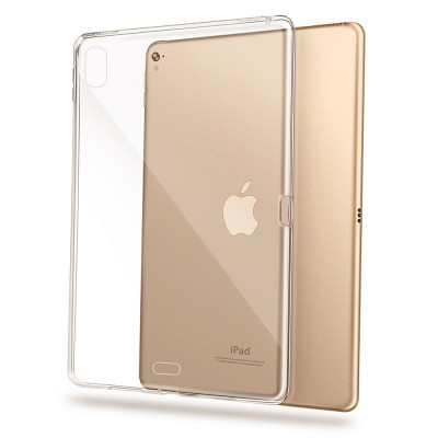 For Apple iPad Pro 9.7'' 10.5'' 11'' 12.9'' ipad mini Air 1 2 3 4 inch Transparent Bumper Case Soft TPU Ultra Slim Clear Cover Shockproof ON SALE