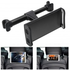 US STOCK Car Seat Stand Mount Headrest Holder for iPad mini Air Pro 11, Samsung Galaxy Tab 3/4, Nexus 7, Kindle Fire 2, HD 6 /7