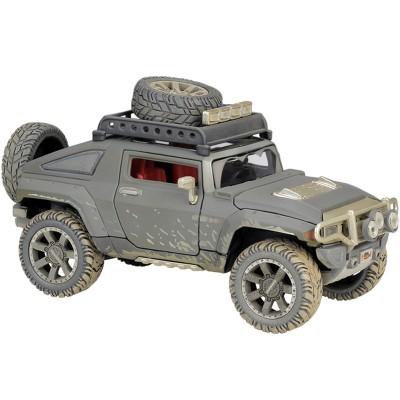 1:25 HUMMER HX Concept Alloy Diecast Car Model Cars Miniature Toy Birthday Present