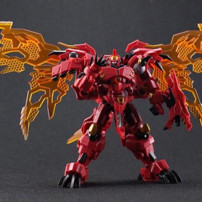 Transformertion Deformation Robot Model Ironfactory Red Dragon EX-42 Series