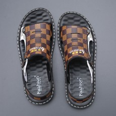 Sandals men's summer 2021new non-slip beach shoes men's casual dual-use outdoor sandals and slippers Korean summer tide