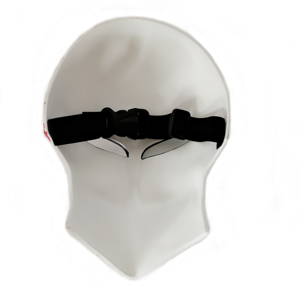Anime Super Bleach Ichigo Hollow Cosplay Mask 3
